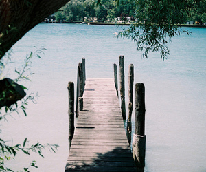 water, photography, and lake image