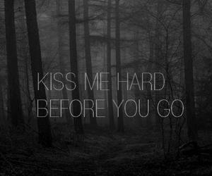 kiss, lana del rey, and quote image