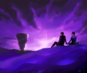 anime, shin sekai yori, and shinsekai yori image