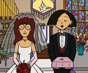 Daria and 90's image