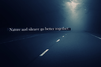 silence graphic photo quotes graphics on we heart it