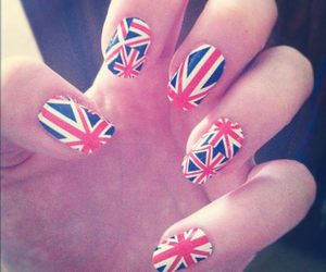 nails, london, and british image