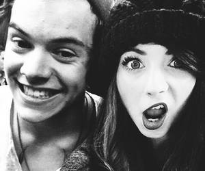 zoella, Harry Styles, and zoe sugg image