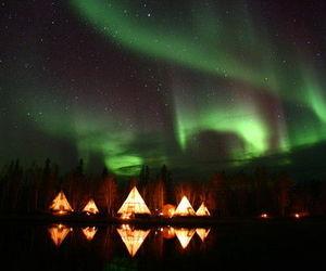 :3, aurora borealis, and colors image