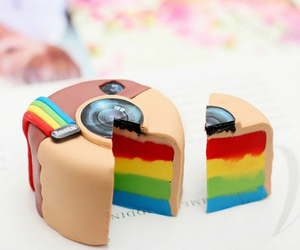 cakes, cute, and colorful image