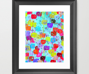 abstract art, Abstract Painting, and decoration image