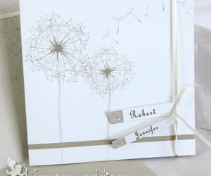 dandelion, ribbon, and simple image