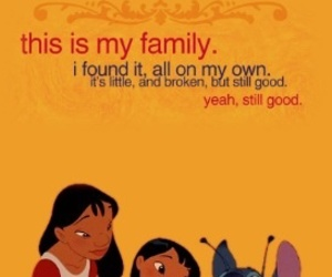 disney, quote, and family image