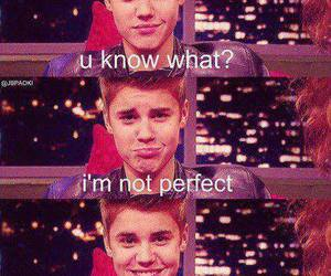 justin bieber, perfect, and funny image