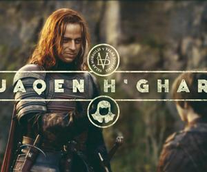 death, arya stark, and valar morghulis image