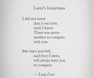 Lang Leav, quotes, and love image