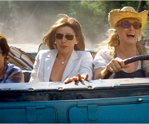 mamma mia, car, and donna image