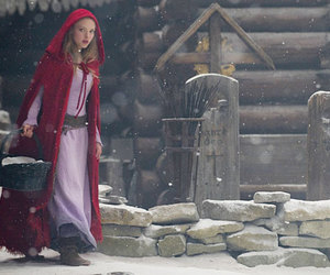 amanda seyfried and red riding hood image