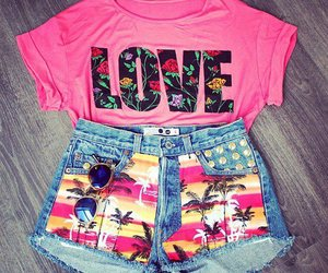 fashion, love, and pink image
