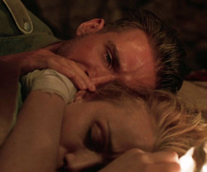ralph fiennes, the english patient, and kristin scott thomas image