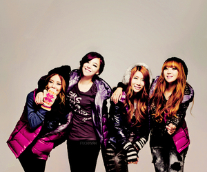gain, kpop, and brown eyed girls image