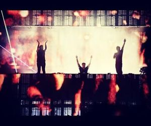 rave, shm, and love image