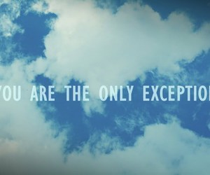 paramore, quote, and sky image