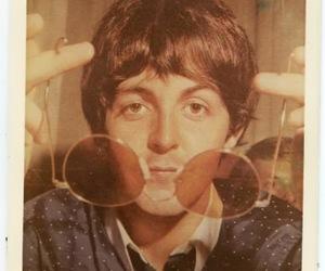 Paul McCartney, vintage, and music image