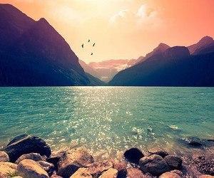 sea, summer, and beach image
