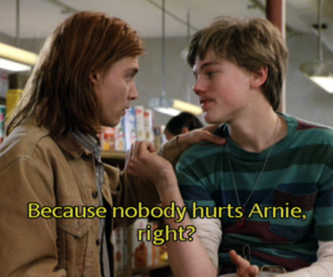 actor, Gilbert Grape, and johnny depp image