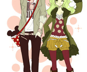 vocaloid, gumi, and vy2 image