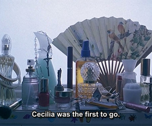 the virgin suicides, movie, and cecilia image