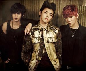 block b, u-kwon, and jaehyo image
