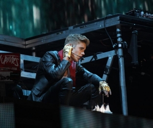 justin, justin bieber, and believe tour image