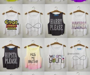 shirts and la de justin♥ image