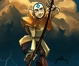 avatar, films, and airbender image
