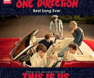 this is us, one direction, and best song ever image