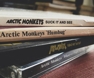 arctic monkeys, music, and hipster image