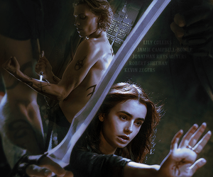 Collage, Jamie Campbell Bower, and the mortal instruments image
