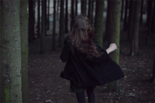 coat, free, and forest image