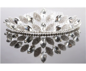 tiaras and wedding image