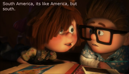 up movie quotes discovered by Celine Fermon on We Heart It
