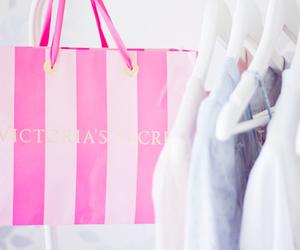 Victoria's Secret, pink, and fashion image