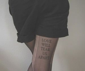 acoustic, jazz, and love will tear us apart image