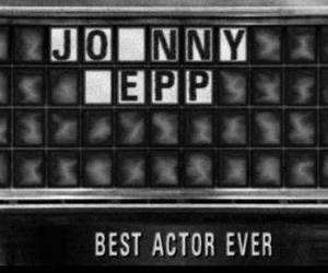 actor, genius, and jack sparrow image