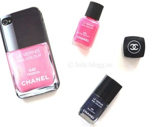 chanel and nailpolish image
