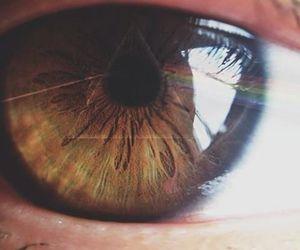 eye, Pink Floyd, and eyes image