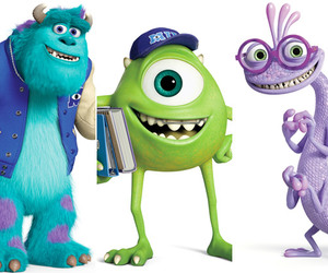 monster, monster university, and cute image