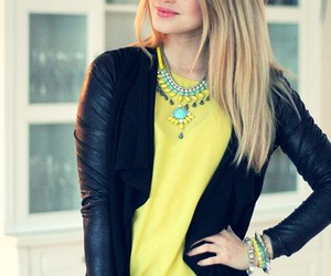 beautiful, voe, and blonde hair image