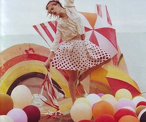balloons, pink, and tim walker image
