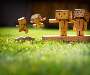 danbo and family image