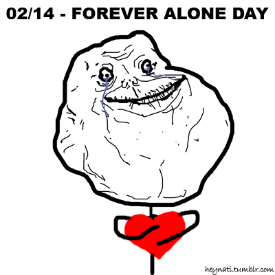 the sunshine behind the rain on we heart it - Forever Alone Valentines Day