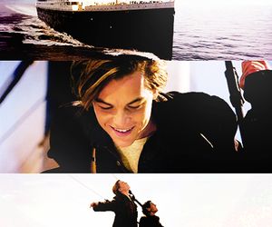 jack dawson, king, and leonardo dicaprio image
