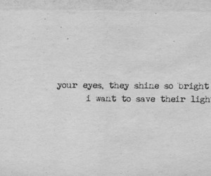 quote, demons, and eyes image