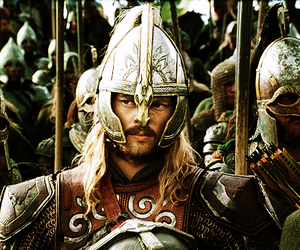 LOTR and eomer image